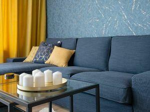Kompletne zariadený 2 izbový byt v UNIVERSO (3D Prehliadka)