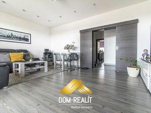 Dom-realít ponúka na prenájom krásny, luxusný 2 izbový byt s garážou na ul. Jelenecká v Nitre