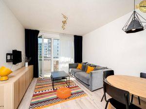 PRENÁJOM – 3 izbový moderný byt v novostavbe NUPPU, ul.Mlynské Nivy
