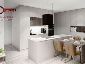 3 izbový byt v novo postavenom projekte MATADORKA, garážové státie, už skolaudované