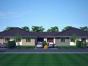 Predaj posledného 4 izbového rodinného domu ktorý je súčasťou dvojdomu v Galante - Richtárske Pole