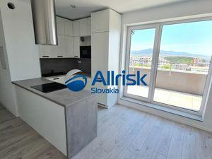 Moderný 3-izbový byt s krásnym výhľadom na Nitru
