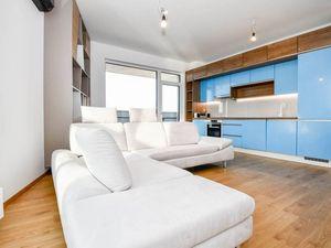 Úplne nový 3-izbový byt v Petržalka City 2 s unikátnym výhľadom