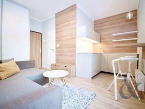 Štýlový štartovací novozariadený 1kk apartmán v novostavbe REZIDENCIA DRAŽDIAK