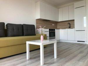 TRNAVA REALITY - PRENÁJOM - krásny dizajnový zariadený 1 izb. byt v modernej NOVOSTAVBE MIKO TRNAVA