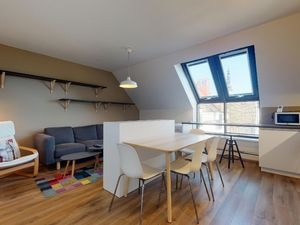 Zariadený 3-izbový mezonet s terasou, parkovacím miestom, novostavba rezidencia VENTI