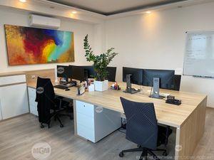 Prenájom kancelárskych priestorov, Žilina - Bôrik, 121,5m2, Cena v RK
