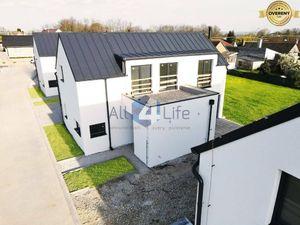 Rodinné domy Veselé Bývanie - viac ako bežná novostavba - RD 05