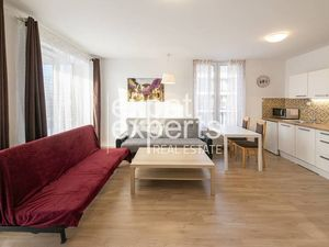 Slnečný 2i byt, 56 m2, zariadený, s balkónom a parkovaním