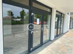 AG reality I  - ponúka na prenájom atraktívne obchodné priestory v Dunajskej Lužnej