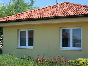 Predáme  novostavbu RD na pozemku 471 m2 v Lábe