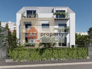 Ponúkame na predaj 3 izbový dvojpodlažný byt s balkónom v novostavbe na Železničnej ulici