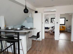 Prenájom 2-izbového luxusného bytu s terasou  Nitra- Zobor