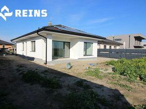 4-izbový bungalov v nadštandardnom prevedení s fotovoltalikou a rekuperáciou
