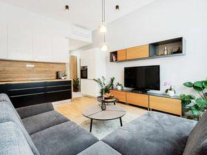Exkluzívny dizajnový 3 - izbový byt v novostavbe, 73,32 m2, Bratislava II - Ružinov - Nivy, Plynáren