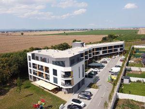 Novučký 2-izbový byt v novostavbe rezidencie Kopánka s veľkým balkónom aj parkovacím miestom