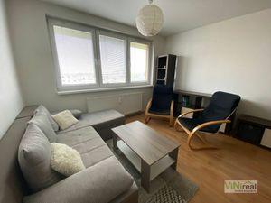 Prenájom 2 izb. byt Teplická ulica, Nové Mesto, BA III.