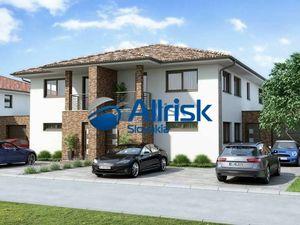 3-izbový byt v tehlovej novostavbe s dvoma pakovacími miestami