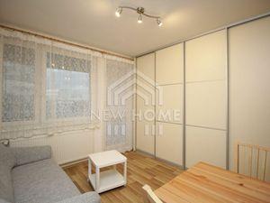 KOŠICKÁ  1,5  iz. byt, balkón 8 m2, KLIMATIZÁCIA, bez postele