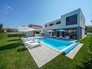 IMPREAL / CASA del MAR »»» Ostrov UGLJAN »» moderná 5 izbová vila »» UP 240 m2 a pozemok 558 m2 » no