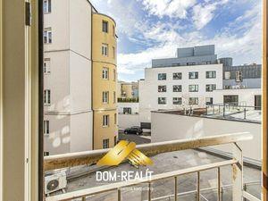 DOM-REALÍT ponúka 2i byt v centre v novostavbe s parkingom