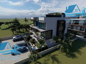 Luxusní byt v novostavbě s výhledem na moře - TOP LOKALITA - Kozino