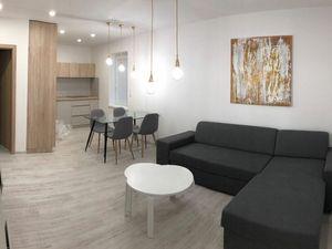 2izbový nový moderný kompletne zariadený byt v tichej lokalite kúsok od City Arény