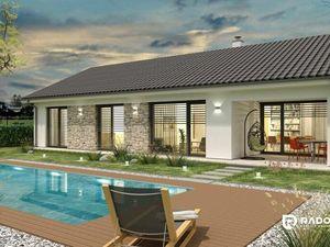 4-izbový bungalov v obci Svinná