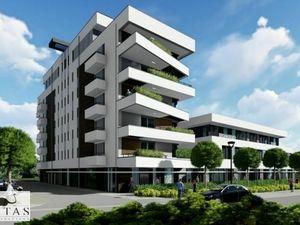 3-izbový apartmán s priestranným balkónom a terasou, Rača CENTRUM