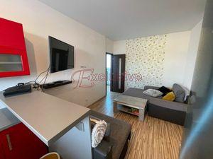 Zariadený, 1,5 izbový byt so záhradkou a parkovacím miestom
