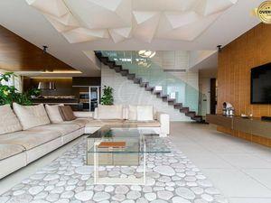 Jedinečný luxusný 7 izbový mezonet s 2x terasou s výhľadom na mesto