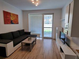 PRENÁJOM -  pekný 1-i  byt s predzáhradkou, novostavba, ul. Zuzany Chalupovej