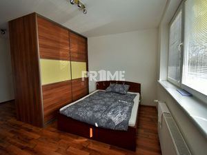 Priestranný 1i byt, zariadený, novostavba, Haanova, Petržalka