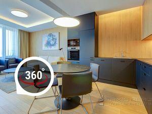 AXIS REAL:: 2-izbový byt, SKY PARK, VÝHĽAD, 22.p., BA I., Čulenova ul.