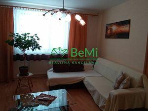 Predaj pekný 2 izbový  byt Nitra- Čermáň s loggiou (002-112-MASO)