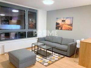 Pekný 2i byt, NOVOSTAVBA, PARKING, BALKÓN, Plynárenská ulica, Ružinov