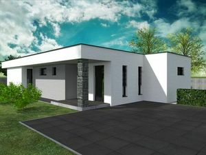 Novostavba na predaj-vysnívaný domov pre Vašu rodinu v obci Košuty