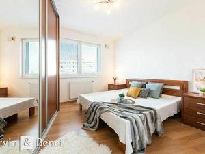 Arvin & Benet | Vzdušný 2i byt so štedrou výmerou v obľúbenom projekte Perla Ružinova