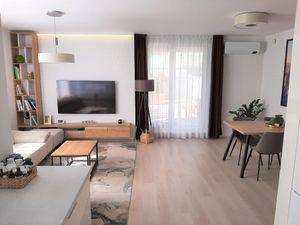 Moderný 3,5i byt v novostavbe s predzáhradkou