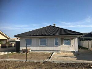 NOVOSTAVBA, samostatný bungalov, pozemok 600 m² cena 349.900 EUR