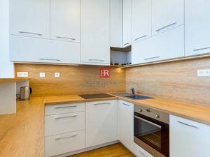 HERRYS - Na prenájom úplne nový zariadený 2 izbový byt v novostavbe Proxenta, v Starom Meste 3D obhl