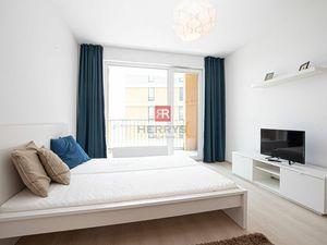 HERRYS - Na prenájom 1 izbový byt v novostavbe Nový Ružinov s parkovacím miestom