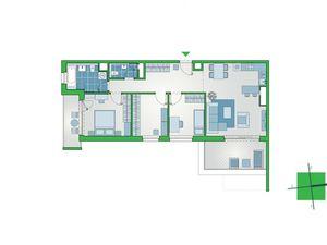Svetlý 3-izbový byt v novostavbe s terasou a balkónom na ulici Mlynské Nivy, Ružinov