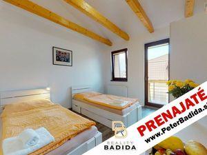 Kompletne vybavený Apartmán s balkónom, kuchynkou a kúpeľňou na Radlinského ulici v Prešove na prená