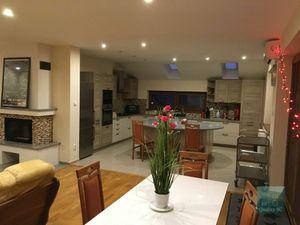 SENEC - NA PRENÁJOM - 3 izbový byt v rodinnom dome - s klimatizáciou, krbom, terasou - vhodný aj na