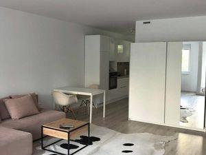 Doteraz nikým neobývaný nový, veľkometrážny 1-izbový byt