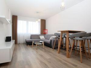 HERRYS - Na prenájom slnečný 2 izbový byt vrátane parkovacieho miesta v projekte Fuxova