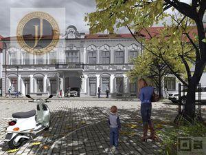 JJ Reality - 3 izbový byt v rezidencii AMBRIS  v centre mesta Trnava