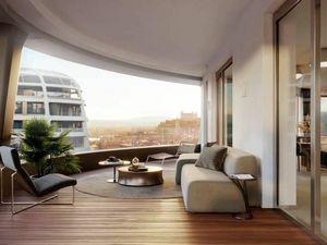 Penthouse, to najvýnimočnejšie čo ponúka SKY PARK by Zaha Hadid
