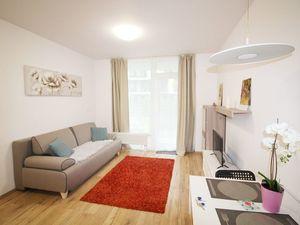 Kvalitne zariadený 1 izbový byt v novostavbe Ahoj s terasou, voľný ihneď